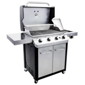 Lò nướng BBQ dùng gas Char-Broil Signature CV 4-Burner Grill #467710417
