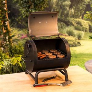 Lò nướng than BBQ AMERICAN GOURMET® PORTABLE CHARCOAL GRILL MODEL #17402057